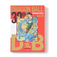 30th Anniversary Dragon Ball Super History Book