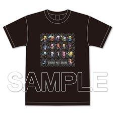 Sword Art Online Game Dot Full Color T-Shirt