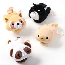 Tobitsuku Animal Clothespins