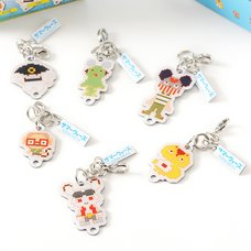 Summer Wars Metal Charm Collection