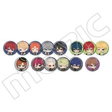 Ensemble Stars! Character Badge Collection Box Set C