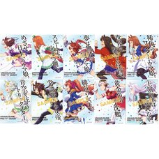 Uma Musume Pretty Derby Mini Acrylic Art Board Collection Box Set