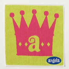 angela Crown Hand Towel