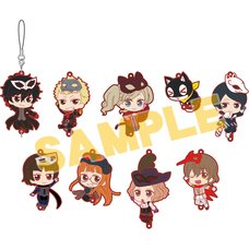 Persona 5: The Animation Rubber Strap Collection Box Set