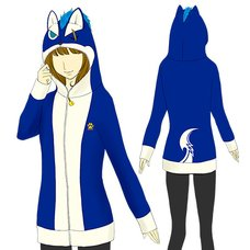 Tales of Vesperia Repede Long Sweatshirt