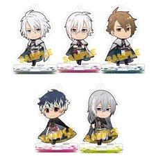 IDOLiSH 7 Acrylic Keychain & Stand Collection Box Set B