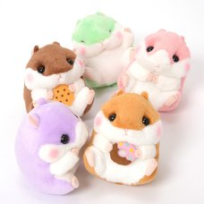 Coroham Coron Cafe Coron Hamster Plush Collection (Standard)