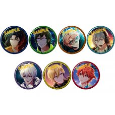 IDOLiSH 7 DUSK TiLL DAWN Character Badge Collection Box Set