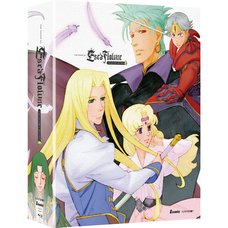 The Vision of Escaflowne Complete Series & Movie BD/DVD Combo Collector's Edition