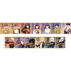 Fate/stay night: Heaven's Feel Mini Shikishi Board Collection Box Set
