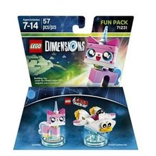 LEGO Dimensions LEGO Movie Unikitty Fun Pack