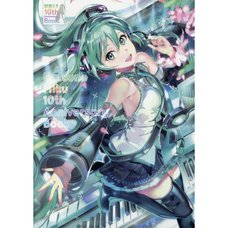 Hatsune Miku 10th Anniversary Book