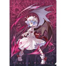 Touhou Project Remilia Scarlet Clear File