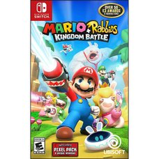Mario + Rabbids Kingdom Battle Day 1 Edition (Switch)