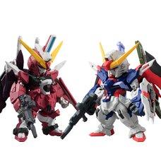 Bandai Shokugan FW Gundam Converge SP08 Box