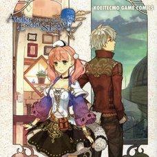 Atelier Escha and Logy: Alchemists of the Dusk Sky 4-Cell Manga Anthology Vol.2