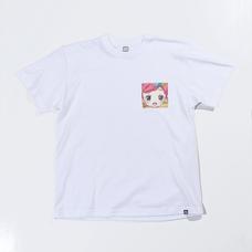 PARK Urahara Misa Character Pocket T-Shirt