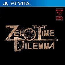 Zero Time Dilemma (PS Vita)