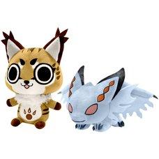 Monster Hunter Chibi Plush Collection