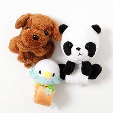Kururin Animal Plush Collection