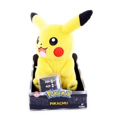 Pokémon Trainer's Choice Series 3: Pikachu 8 Plush""