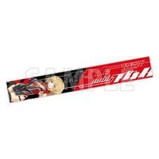 TYPE-MOON Racing Jeanne d'Arc [Team Red Ver.] Muffler Towel