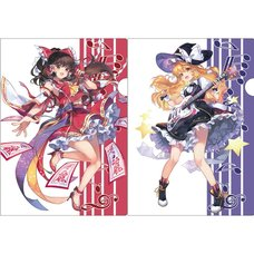 Touhou Project Touhou Live Stage 2019 Clear File Set
