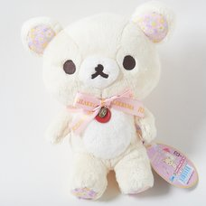 Sweet Happy Korilakkuma Plush