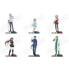 A Certain Scientific Accelerator Pop Acrylic Stand Collection