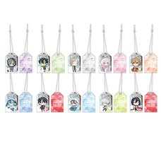 Kagerou Project Winter Ver. Omamori Charm Collection