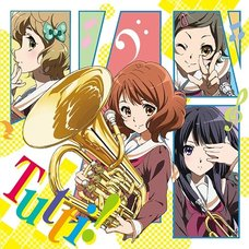 Tutti! | TV Anime Hibike! Euphonium ED Theme Song