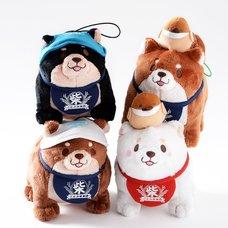 Chuken Mochi Shiba Rice Seller Plush Collection