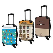 Touch Detective Nameko Saibai Kit Art Suitcase
