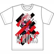 IA Rocks White T-Shirt Ver. 2