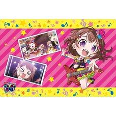 BanG Dream! Garupa Pico Kasumi Toyama Rubber Playmat