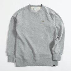 PARK Kotoko Embroidered Character Sweater