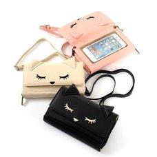 Pooh-chan Smartphone Wallet