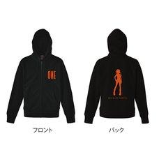 ONE Orange Silhouette Ver. Hoodie