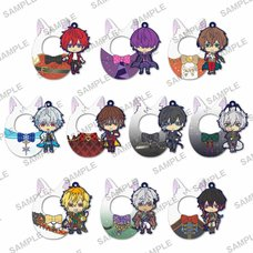 100 Sleeping Princes & the Kingdom of Dreams Tsutsumarekko Rubber Strap Box Set
