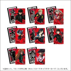 Persona 5 the Animation Phantom Thieves Card Set