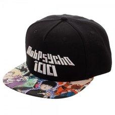 Mob Psycho 100 Snapback Hat