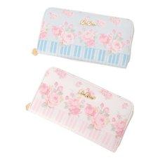 LIZ LISA Piano Rose Long Wallet