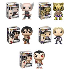 Pop! Games: Tekken - Complete Set
