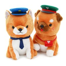 Mameshiba San Kyodai ~Oshigoto Gokko~ Dog Plush Collection (Big)