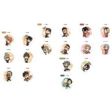 Haikyu!! Season 4 Chibi Character Badge Collection Box Set