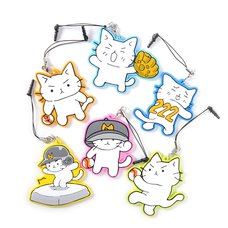 Neko Pitcher Rubber Straps
