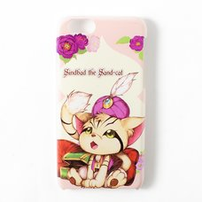 Sindbad the Sand-cat iPhone 6 Case