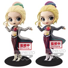 Q Posket Birds of Prey Harley Quinn Vol. 2