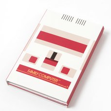 Famicom Stationery Supplies: Flipbook Memo Pad