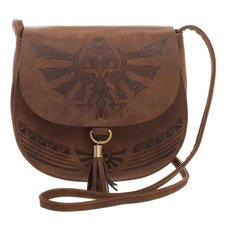 Legend of Zelda Saddlebag w/ Tassel